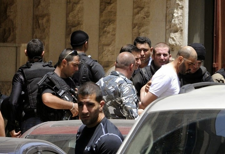 Terrorist arrested in Beirut
