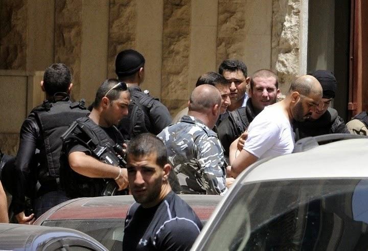 Terrorist arrested in Beirut