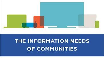 FCC Working Group Reports on the Information Needs of Communities -  Includes Access TV