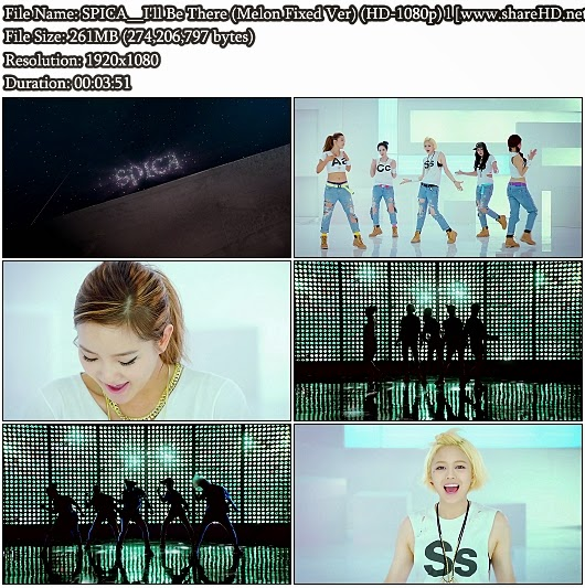 Download MV SPICA - I'll Be There (Melon Fixed Version Full HD 1080p)