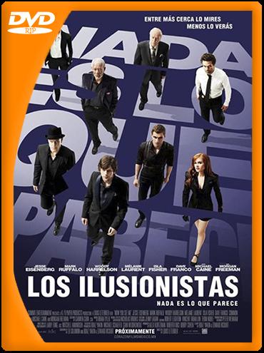 Los ilusionistas (2013) DVDRip Latino