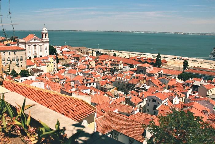 lisabon, nejkrásnější města, levná dovolená 2015