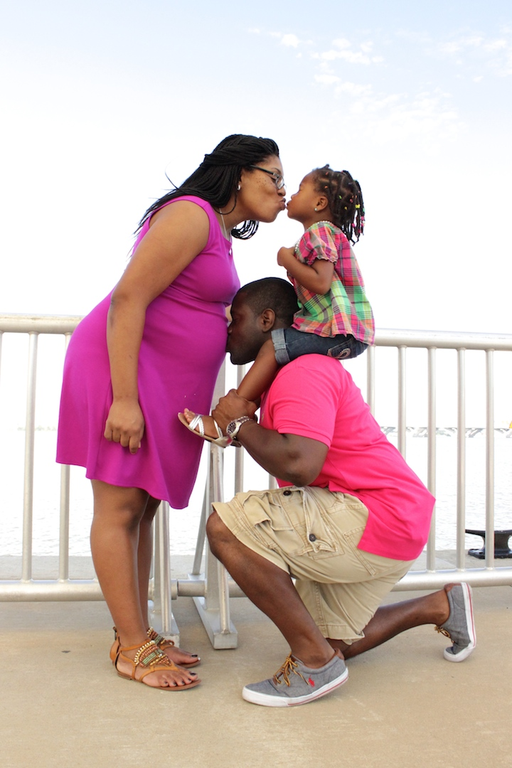 Quaintrelle Maternity Shoot