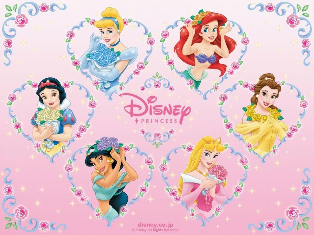 AMANTES DEL PUNTO DE CRUZ: Princesas disney-Mª Luisa Hernandez