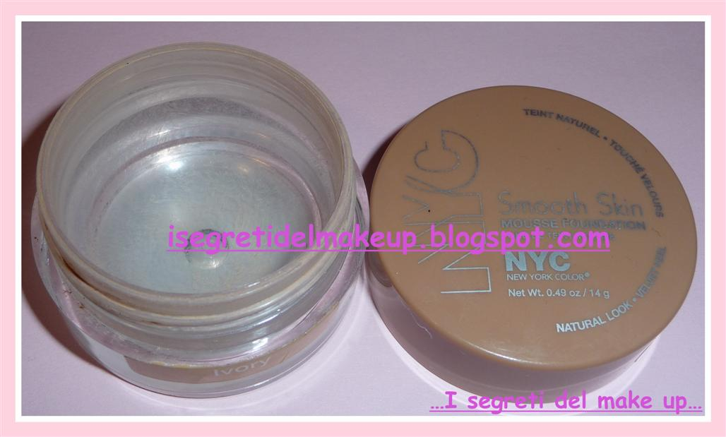 NYC smooth skin mousse foundation 700