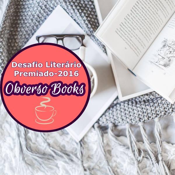 Desafio Literário Premiado 2016