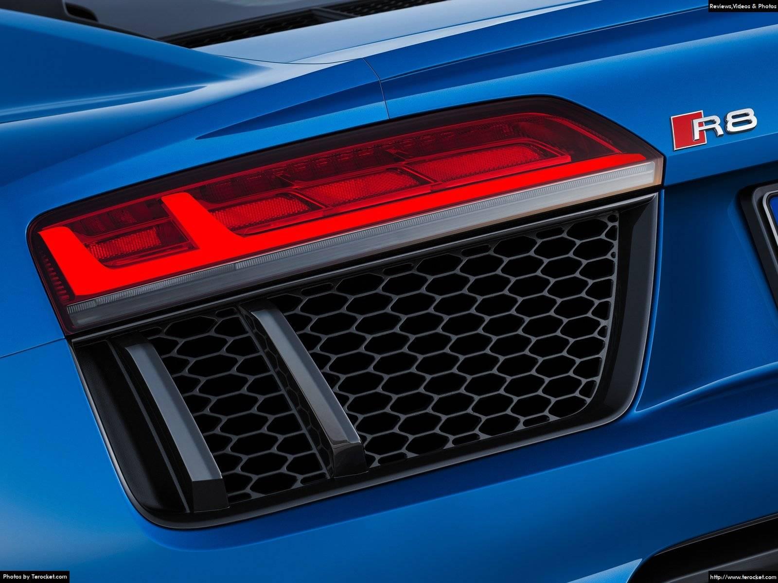 Hình ảnh xe ô tô Audi R8 V10 2016 & nội ngoại thất