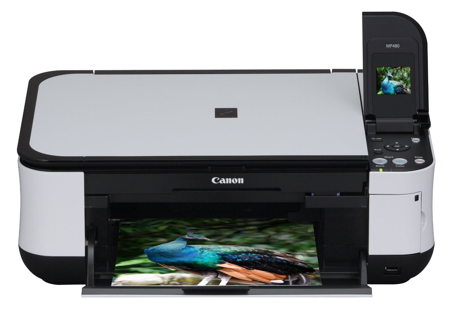 Canon MP480 Driver Series For Windows And Mac