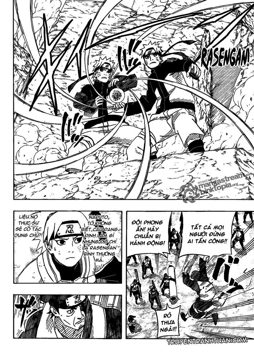 Naruto - Chapter 555 - Pic 12