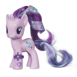 MLP Cutie Mark Magic Ribbon Hair Single Starlight Glimmer Brushable Figure