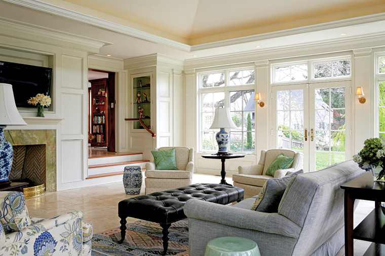 Beautiful Abodes The Sunroom