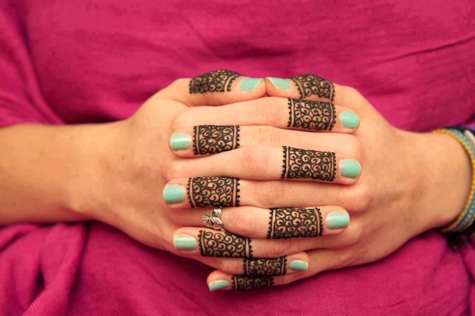 Mehndi Designs Easy : Beautiful simple mehndi designs  pak fashion