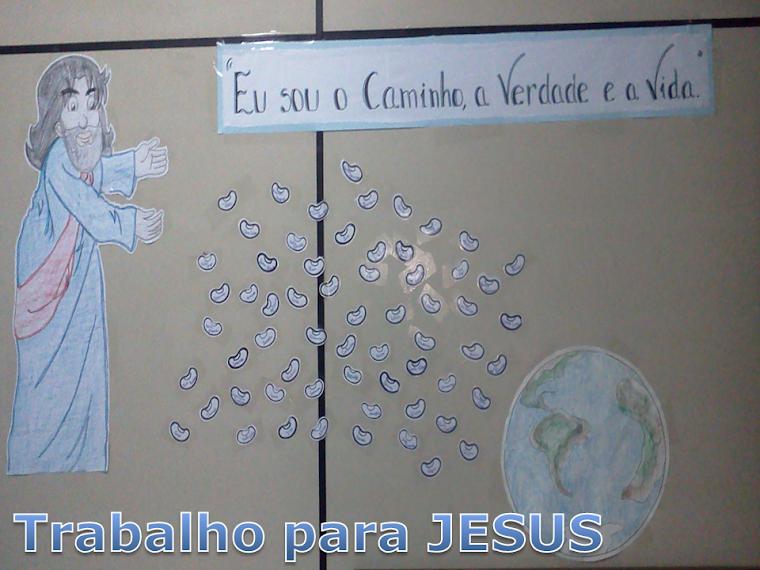 Trabalho para Jesus