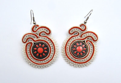 kolczyki sutasz soutache earrings 27