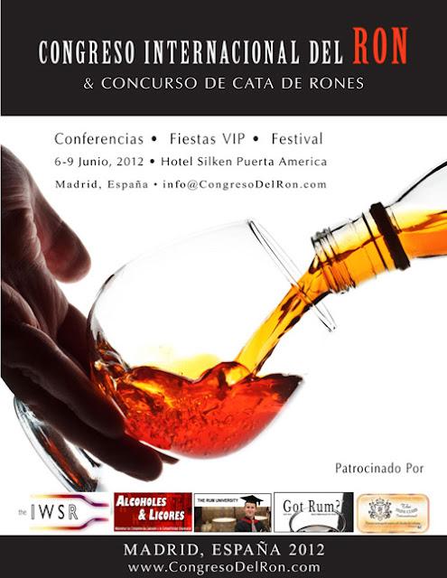Congreso del Ron - Madrid - España - 2012