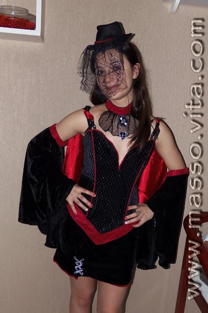 Fantasia Vampira Gótica