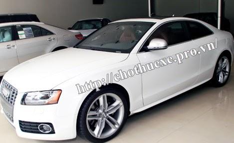 Cho thuê siêu xe Audi S5