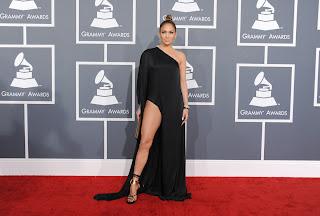 J LO Jennifer Lopez Grammys 2013