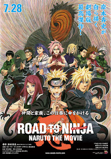 Naruto Shippuden Movie 6 Road To Ninja (Korean Dub)