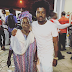 Jhybo shares ictures of him and his cute grandama...with fans asking questions see why