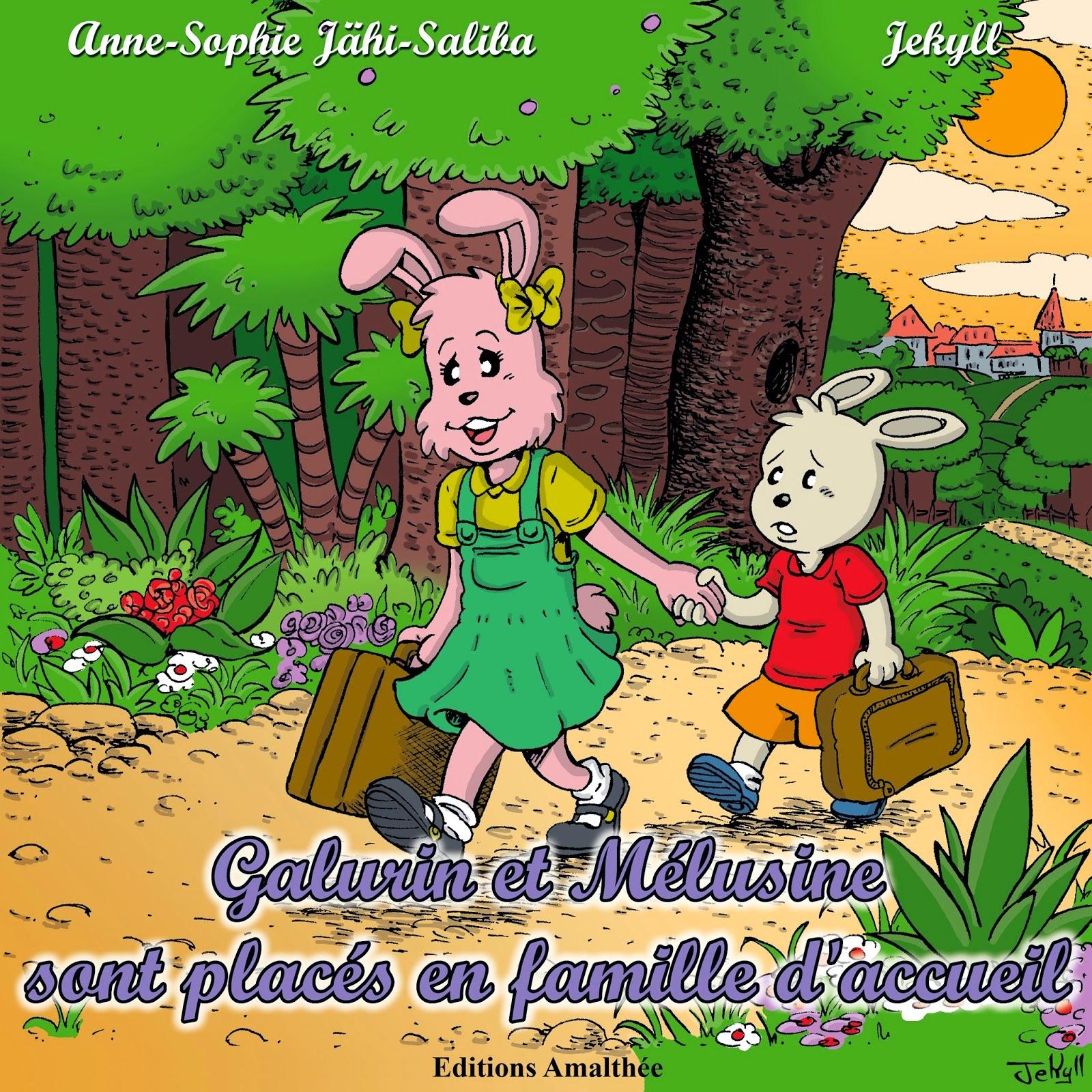 Galurin et Mélusine