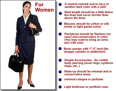 Elegant Knowing What To Wear To A Job Interview Is Always Tricky  The Work Environment And The Industry Womens Interview Attire Can Range From A Simple Skirt And Cardigan To A Dark Suit However, Confusing Dress Codes And The Ambiguity Of