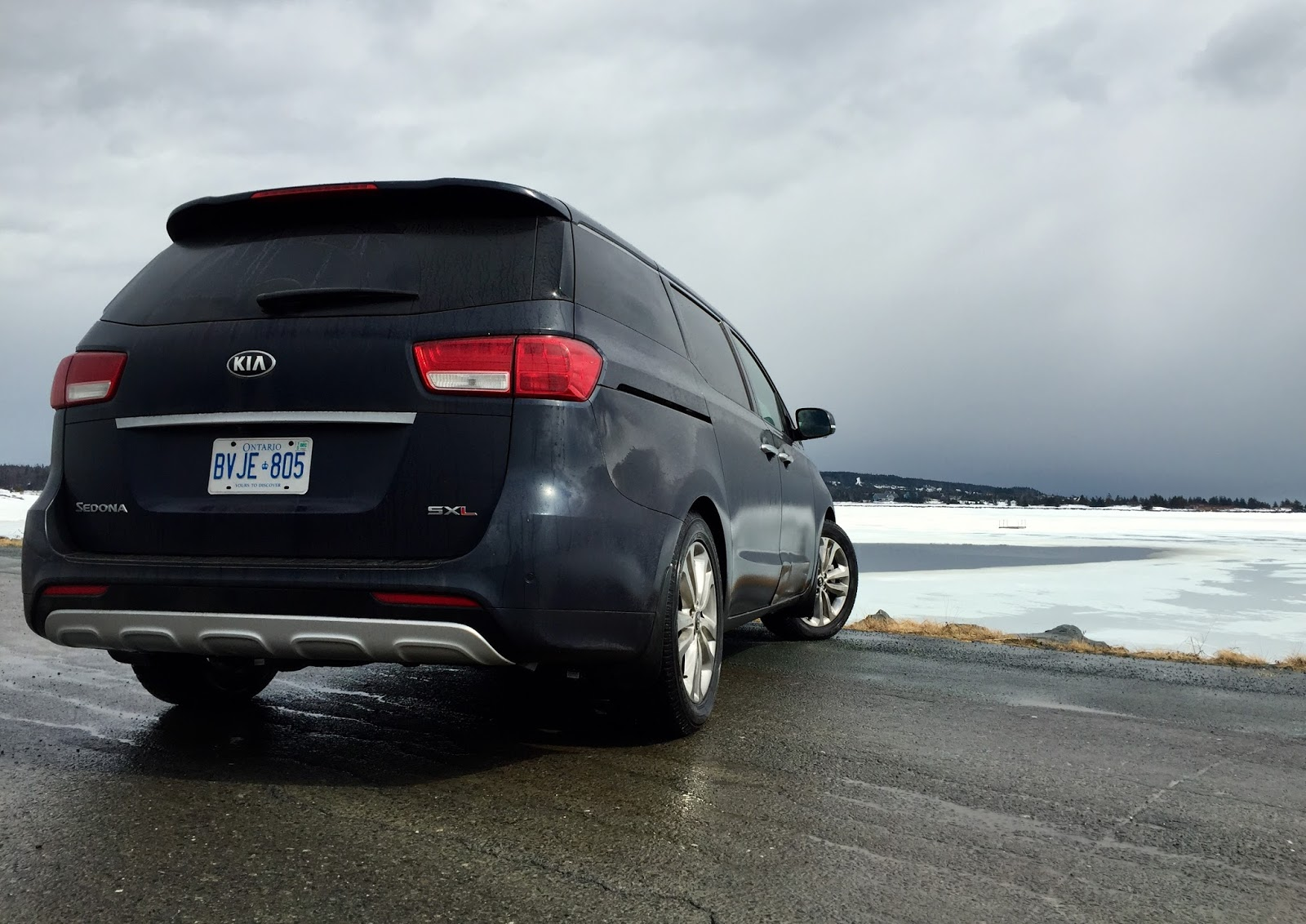 2015 Kia Sedona SXL+ Cow Bay Nova Scotia