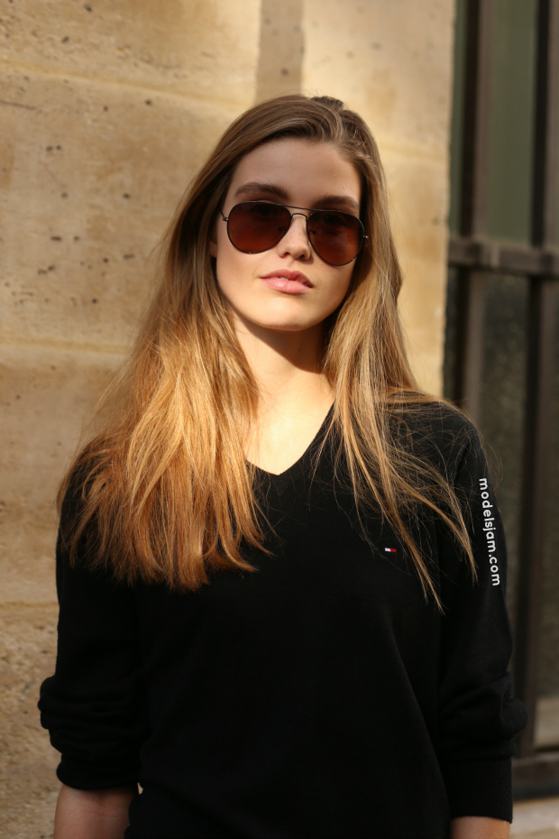 Luna Bijl, Paris, October 2015