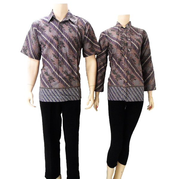 Baju Sarimbit Batik Solo - IndonesianStore.Asia