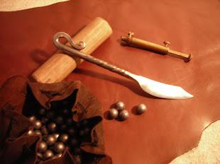 Cuchillo de forja