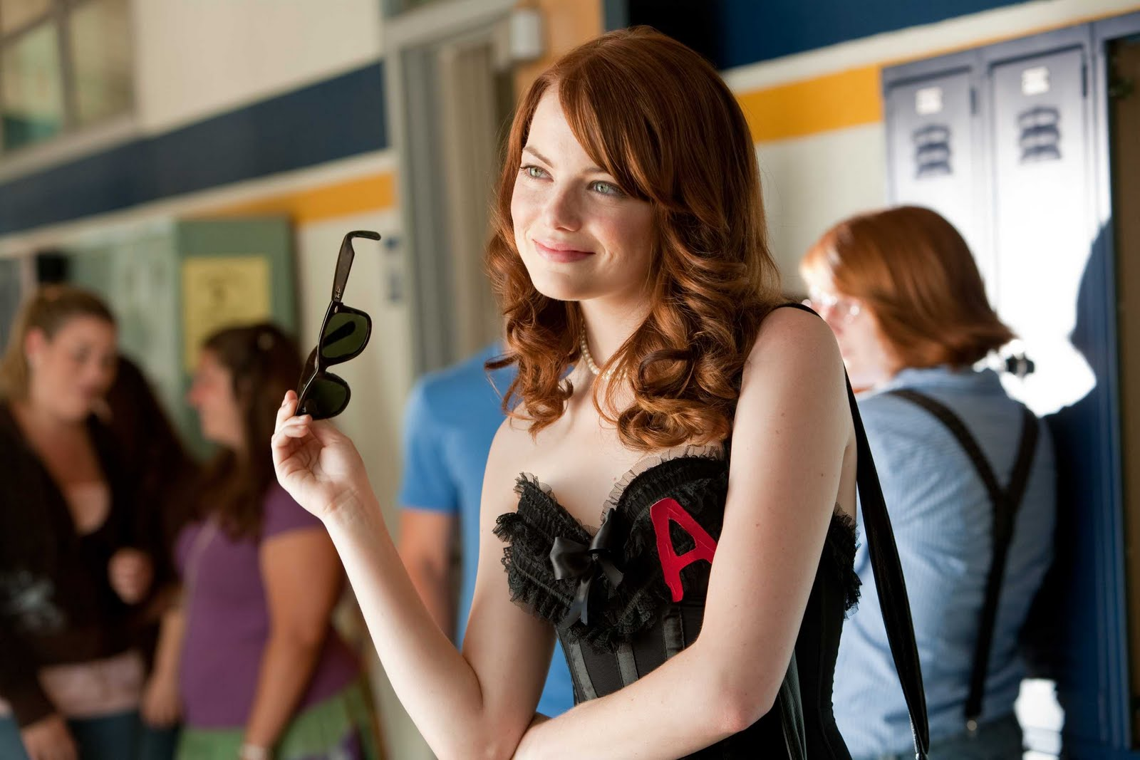 Emma Stone In Easy A Wallpapers Film HD Wallpapers - emma stone in easy a wallpapers