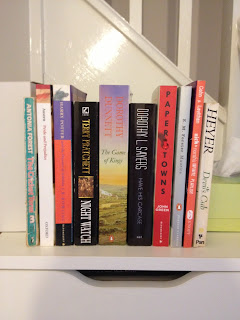 My books for the deserted island