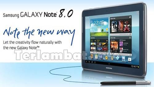 Galaxy Note 8.0 Harga Spesifikasi