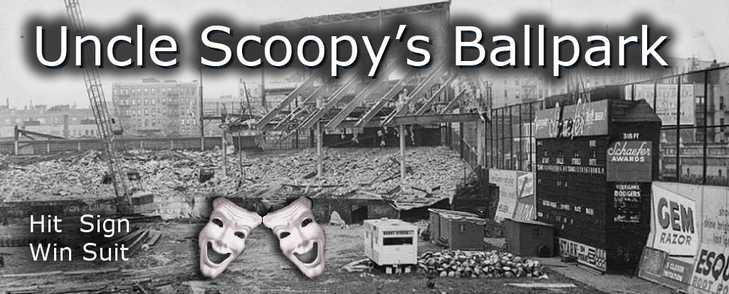 Uncle Scoopy's Ballpark