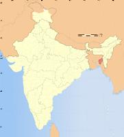 tripura-map