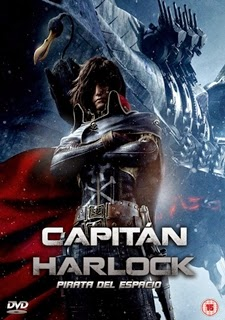 Capitão Harlock: Pirata do Espaço – Torrent BluRay 720p|1080p & BDRip Download (Space Pirate Captain Harlock) (2014)