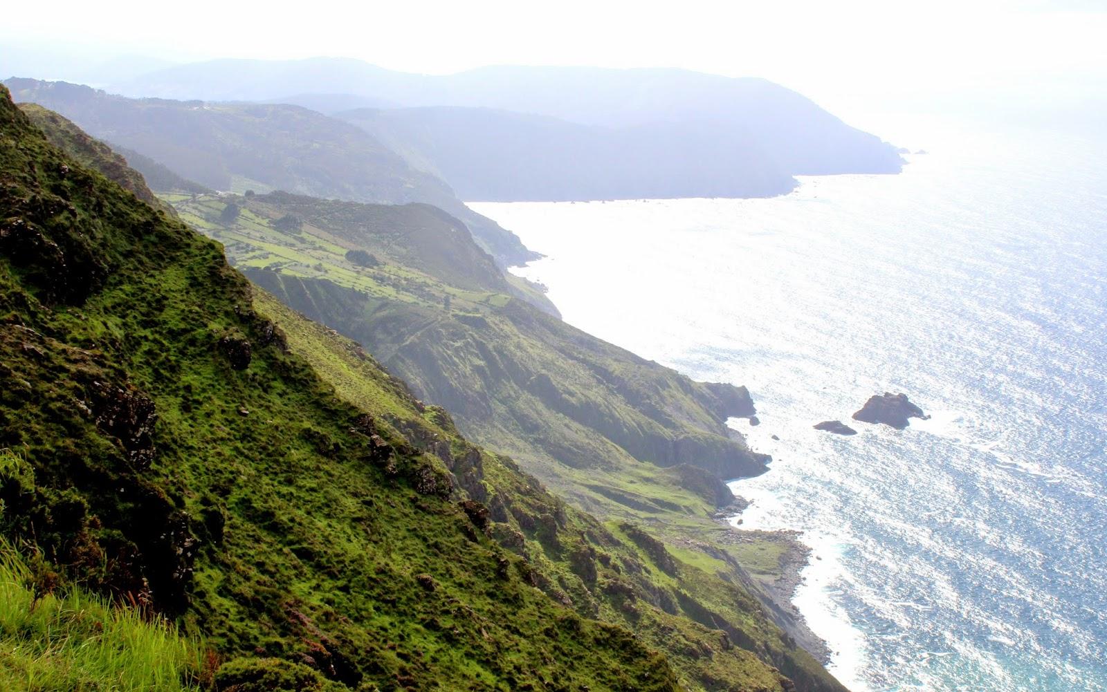 Acantilados de Brixia de Herbeira en la Costa Ártabra