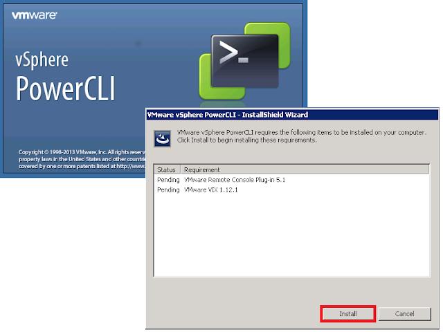 VMware Remote Console Plug-in 5.1 y VMware VIX 12.1