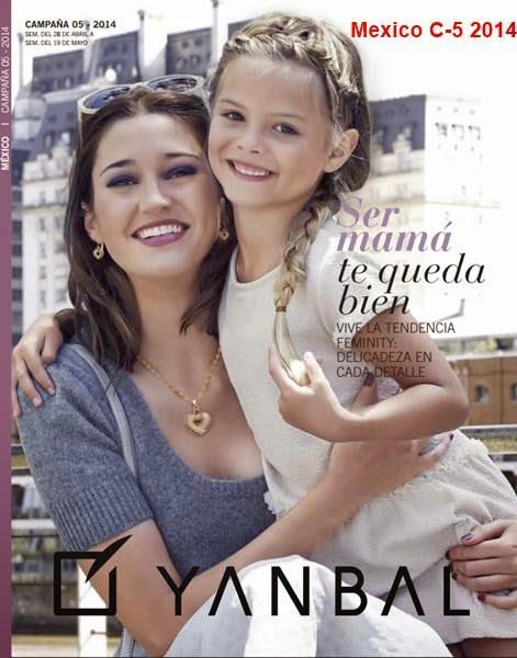 catalogo yambal MX campaña 5 2014