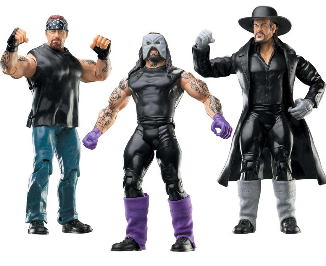 Wrestling Figure Toys 115