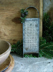 early tin grater