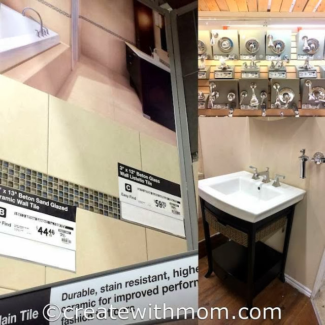 home depot bathroom renovation