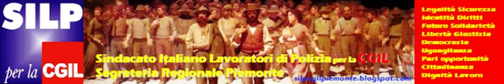 SILP CGIL Piemonte