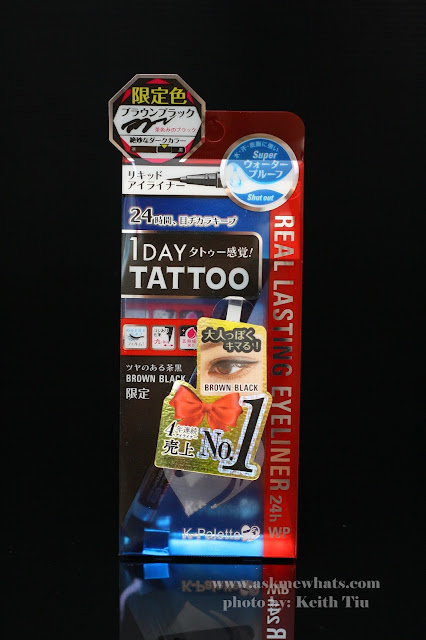 K-Palette Real Lasting 1 Day Tattoo Real Lasting Eyeliner photo