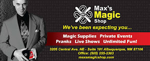 Max's Magic Shop 2017