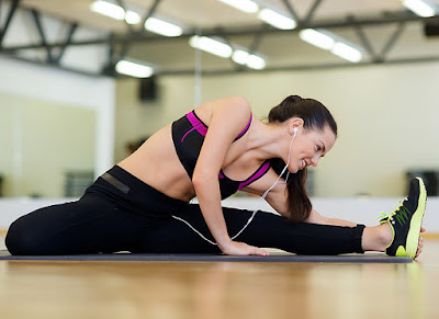 Stretching and Exercising