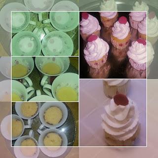 Cupcake MICROONDAS