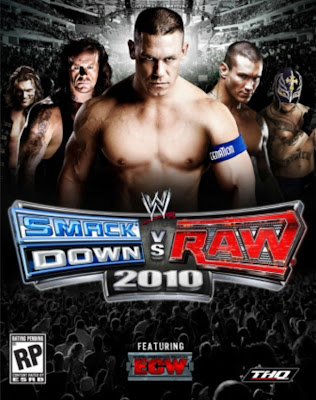 WWE Smackdown VS Raw 2010