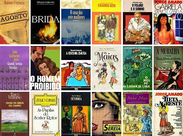 Novelas literarias