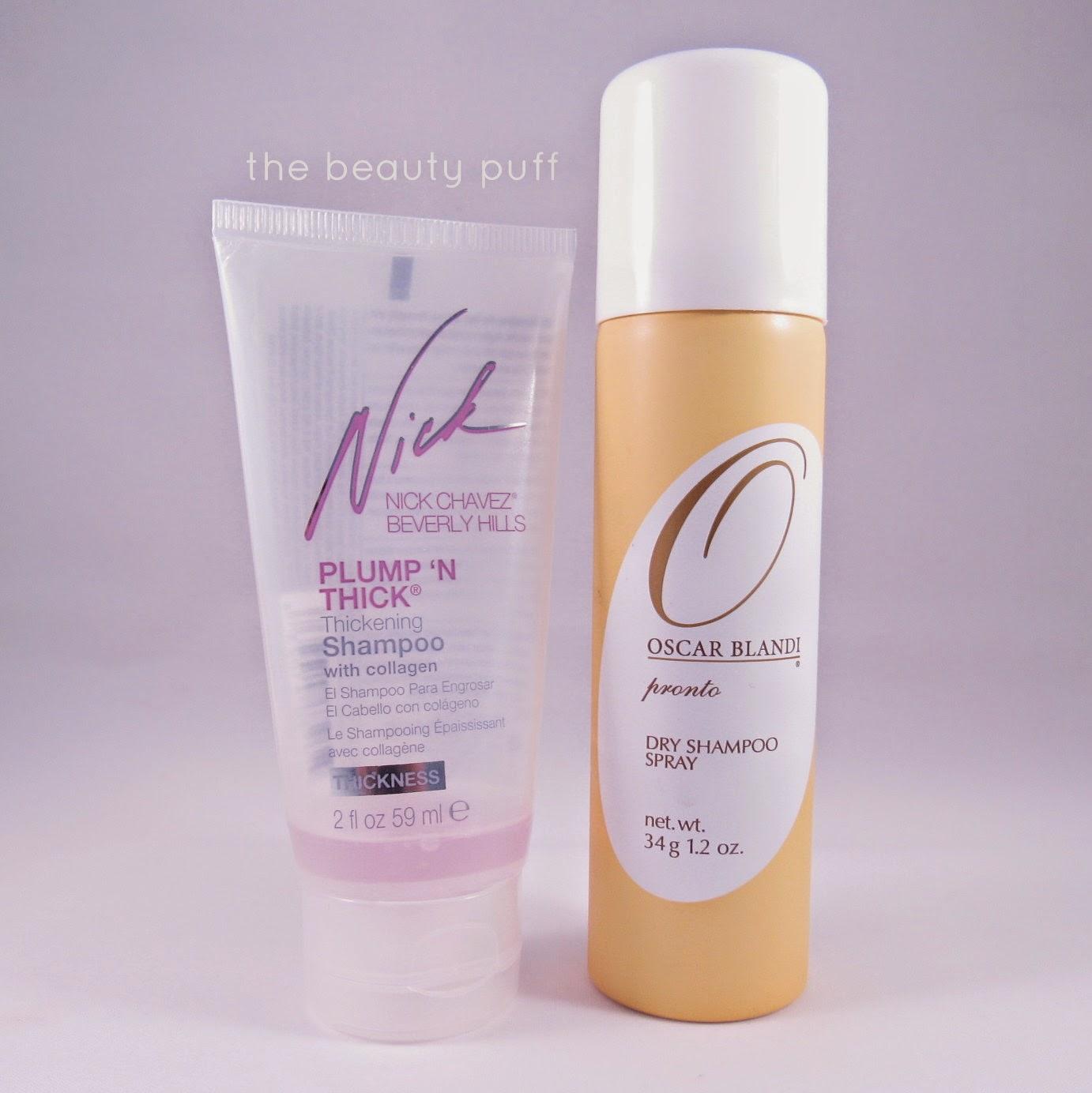 nick chavez shampoo oscar blandi dry shampoo - the beauty puff